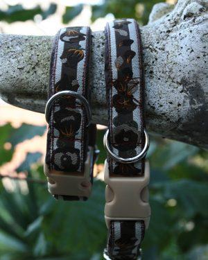 Halsband Stoff (107)