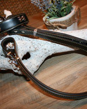 Halsband Stoff (126)
