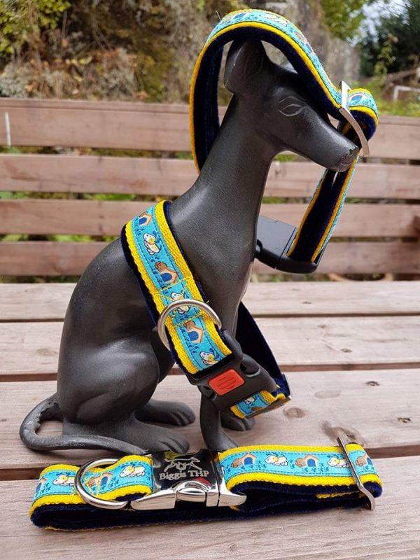 Hundehalsband Doggy House