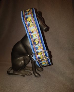 Halsband Minions Blau
