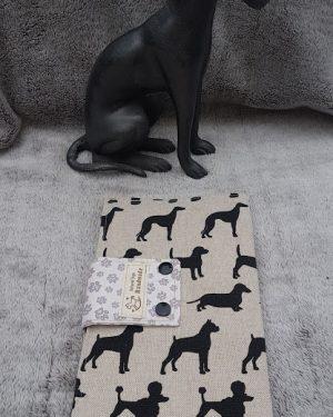 Impfpasshülle Leinen Mixhunde (1)