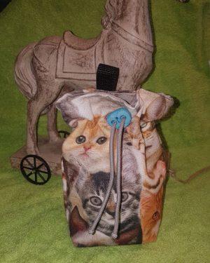Leckerliebeutel Katze