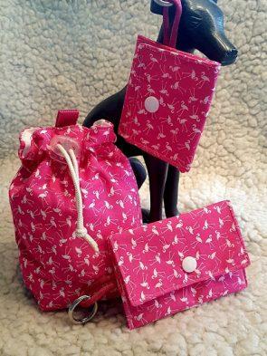 Set Flamingo Rosa (1)